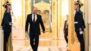 Best Moments of Vladimir Putin 2018. Putin New style. Extraordinary Putin's Walk