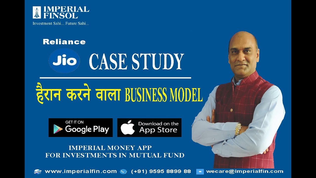 Reliance Jio Business Model 2020 | Complete Case Study by Imperial Money