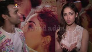 Pulkit Samrat & Yami Gautam Interview For Film Junooniyat