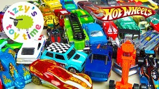 Cars for Kids | Hot Wheels Fast Lane Cobra Coil with Minecraft and FISH! Video for Children and Kids