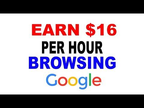 Make Money Online BROWSING! - $16 PER HOUR {2018}