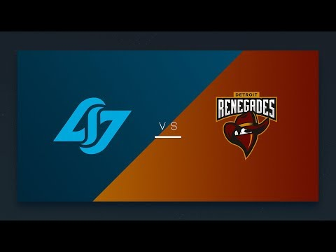 CS:GO - CLG vs. Renegades [Cbble] Map 2 - NA Day 7 - ESL Pro League Season 6