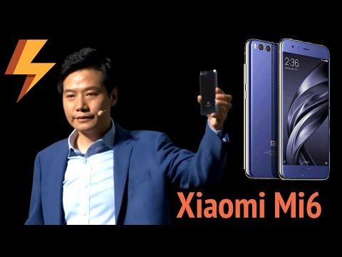 Xiaomi Mi6 - Представлен Официально (ARGUMENT600)