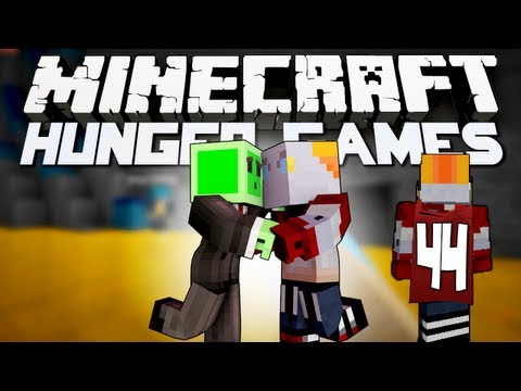 Minecraft Hunger Games - Episode #44 w/Pete - Technologic!