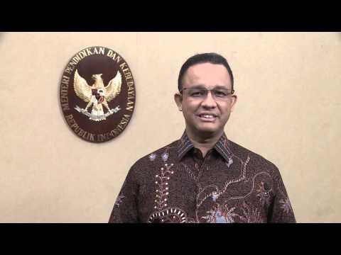 Sambutan Mendikbud Anies Baswedan untuk IOAA (B  Inggris)