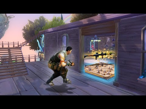 EPIC TRAP TROLLING! *HILARIOUS!* | Fortnite Battle Royale