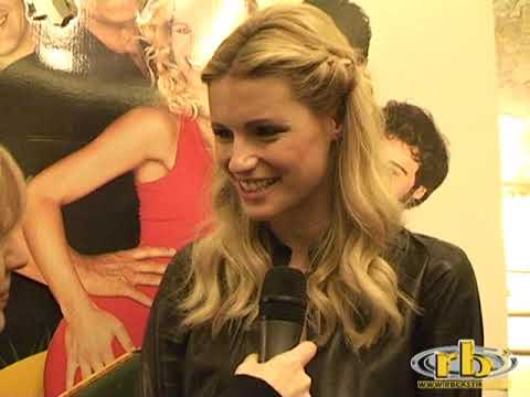 """MICHELLE HUNZIKER intervista (film """"Natale a Rio"""") – WWW.RBCASTING.COM"""