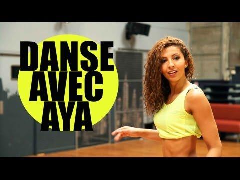 Danse Avec Aya : Apprends La Chorégraphie De bootyshake video