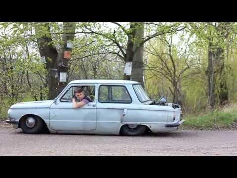 #1 - ZAZ air suspension - ЗАЗ 966 на пневме
