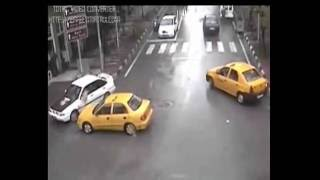 Manisa ve Turgutlu Mobeseye takılan kazalar