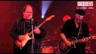 """Buddy Whittington & Fred Chapellier live at Bay-Car Blues Festival. """"All your love""""."""