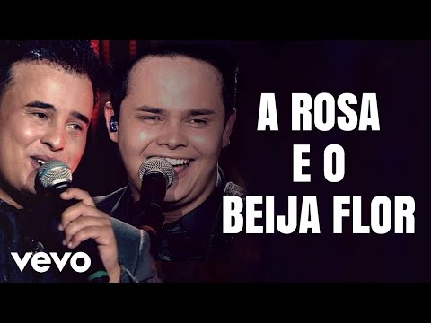download lagu Matheus & Kauan - A Rosa E O Beija Flor Ao Vivo gratis