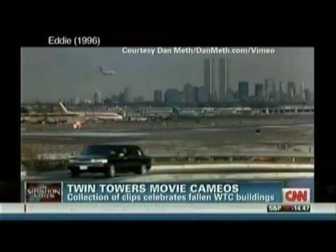 Jeanne Moos - Twin Towers Movie Cameos