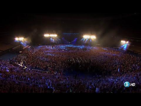 Concierto Alejandro Sanz -la musica no se toca- 2013 Sevilla  HD !!