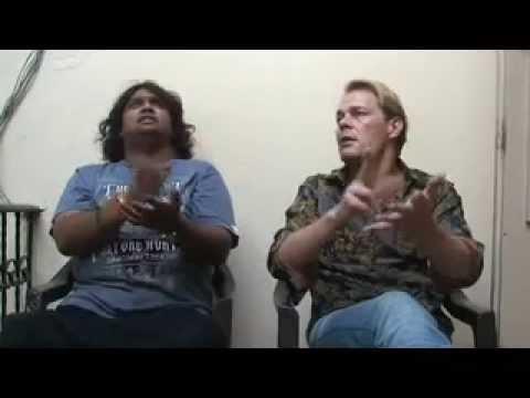 Mahesh Vinayakram & Henrik Andersen. KONNAKOL