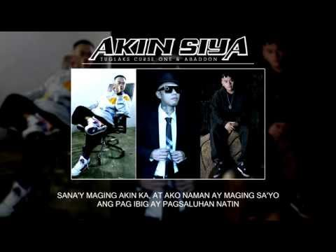 Akin Siya - Tuglaks, Curse One & Abaddon (with Lyrics) video