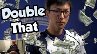 SCARRA ON TL DOUBLELIFT! - League of Legends Funny Stream Moments #81