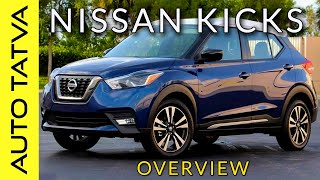 Nissan Kicks : All You Need To Know | Detailed Overview | Hindi