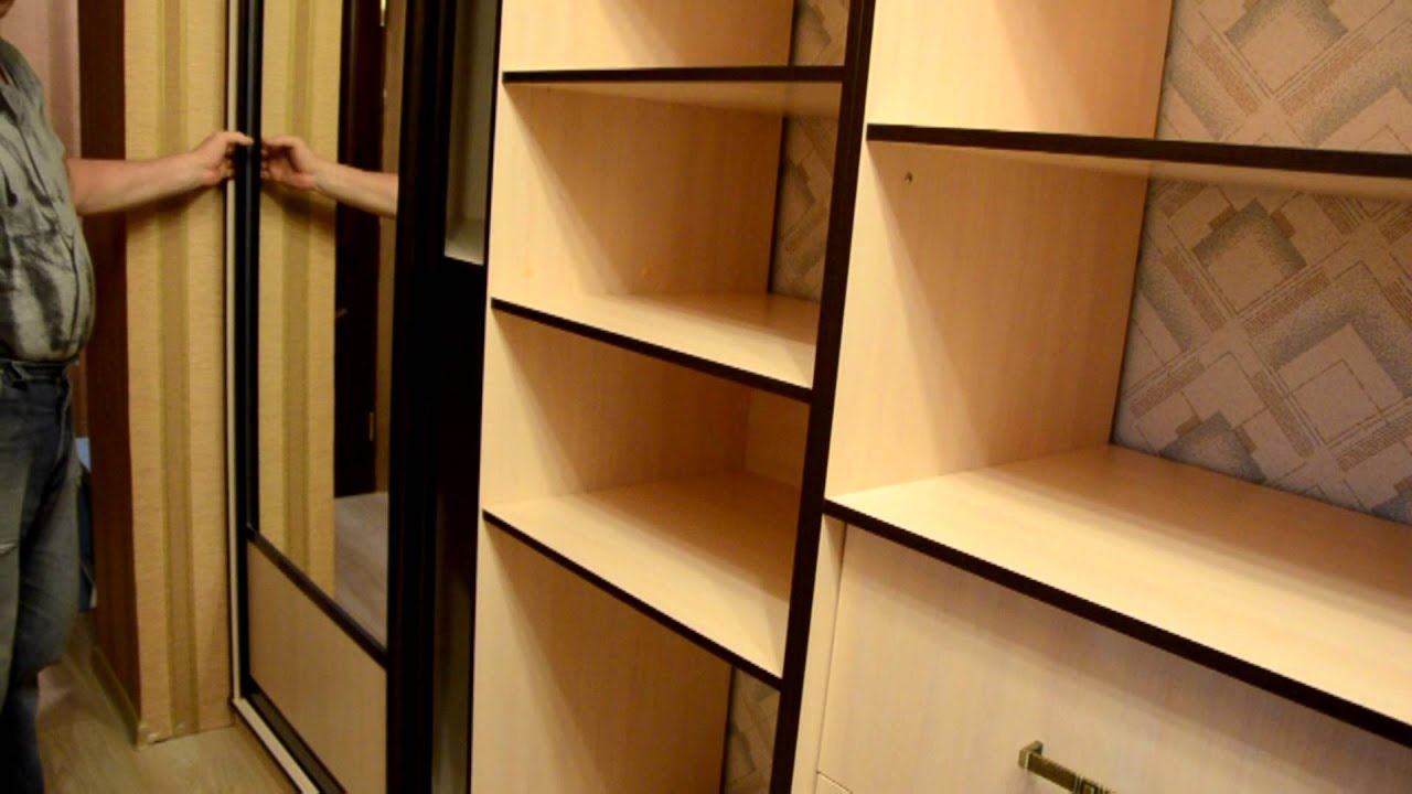 Как самому сделать в коридоре шкаф
