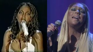 Toni Braxton vs. Tamar Braxton (VOCAL BATTLE: A4 - F5) | Live Vocals
