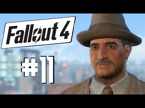 GETTING KELLOGG'S HOUSE KEY - Fallout 4 PC Gameplay Part 11