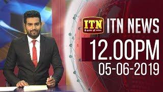 ITN News 2019-06-05 | 12.00 PM