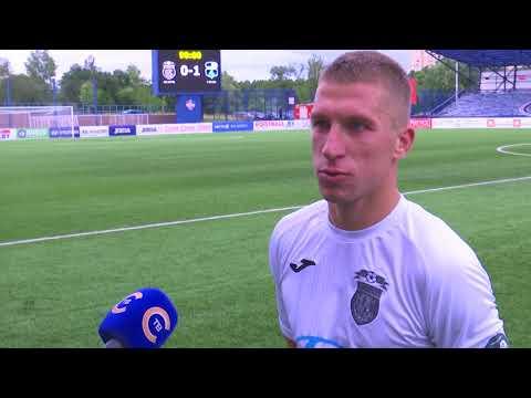 СТВ-Спорт: репортаж о матче Ислочь – Слуцк