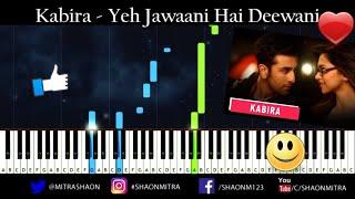 download lagu Kabira Cover - Yeh Jawani Hai Deewani - Piano gratis