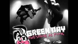 Green Day - AWESOME AS FUCK - Paper Lanterns / 2000 Light Years Away [B.TraCk] (Live, Georgia) [HQ]