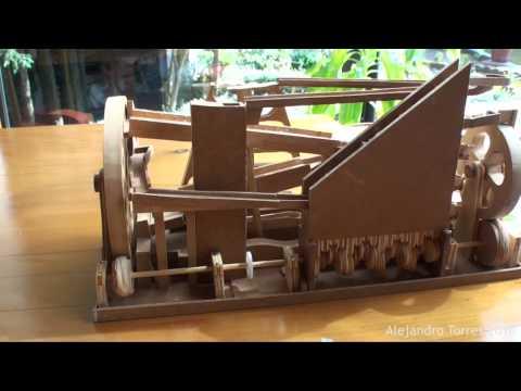 Marble Machine — Máquina de canicas