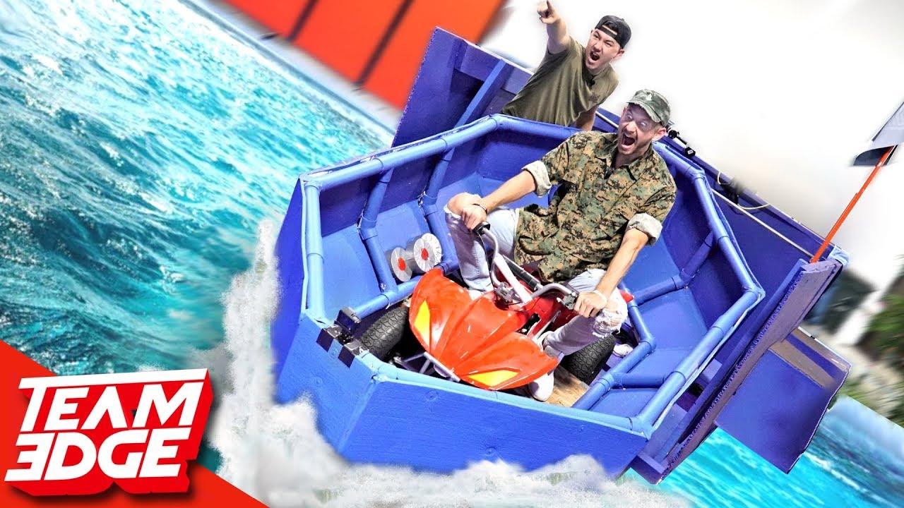 Epic Mini Boat Battle | Sink the Ship!!