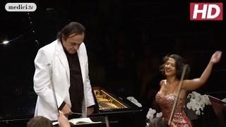 Khatia Buniatishvili Piano Concerto No 2 Liszt