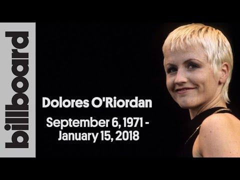 Remembering Dolores O'Riordan: 1971 - 2018 | Billboard