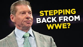 Vince McMahon Becoming Distant From WWE