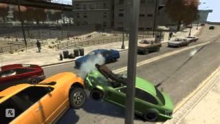GTA 4 - Momentos Estupidos - Por:Federico Frustacci (Ps2.Team)
