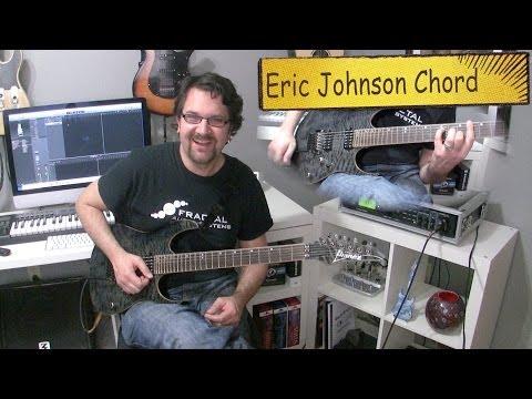 Eric Johnson Chord