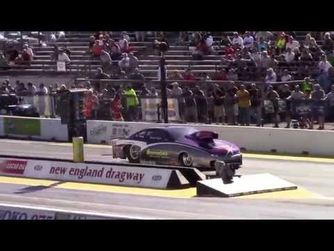 New England Nationals Pro Stock Rd.1 Qualifying 2014