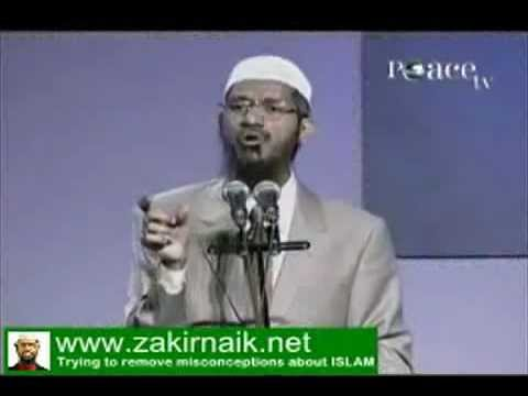 Zakir Naik Q&A-98  |   Why American women accepted Islam after visiting Afghanistan