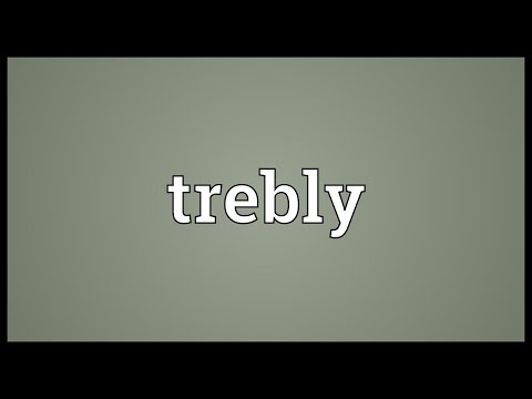 Header of trebly