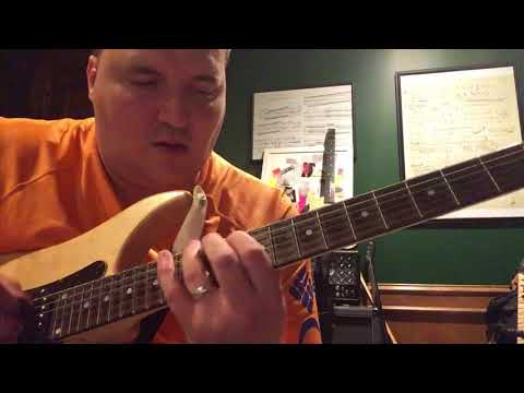 Virtuoso Guitar Secrets 2: Pentatonic Cycling Lick
