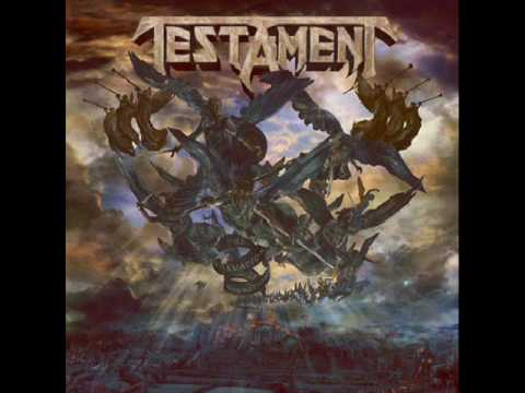 Testament - The Persecuted Won't Forget