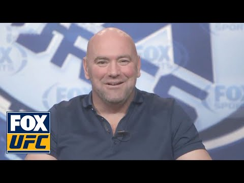 Dana White talks to the UFC Tonight crew | INTERVIEW | UFC Tonight
