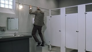 [HD] Toilet (Mr. Bean)