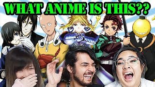 This is the most impossible anime quiz you will ever take.