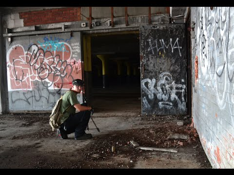 Abandoned Detroit Harbor Terminal