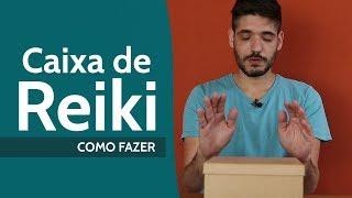 Como fazer uma Caixa de Reiki