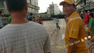 CUỘC THI TRƯỢT PATIN Ở Chung Cư Giờ Mới Công Bố | Quốc Tế Thiếu Nhi