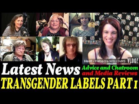 Transgender Zone Vlog Episode  26 Nov 4th, 2013    Transgender Labels Part 1.