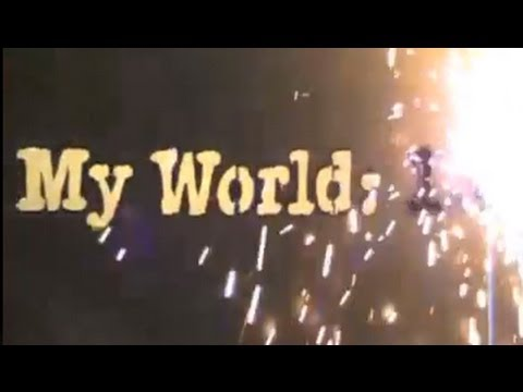 My World 1.1: Award winning stop motion video about artist Bruce Gray s work.