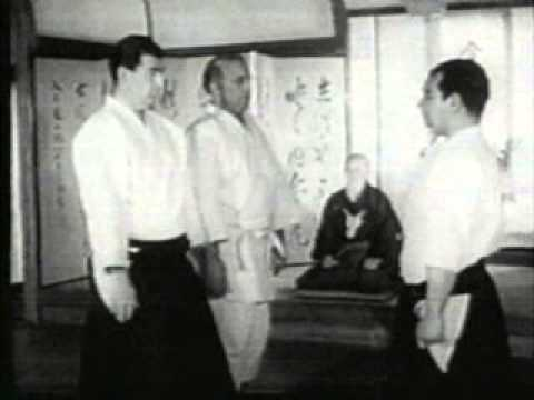 Aikido - Morihei Ueshiba and Aikido - Rendez-Vous with Adventure Image 1